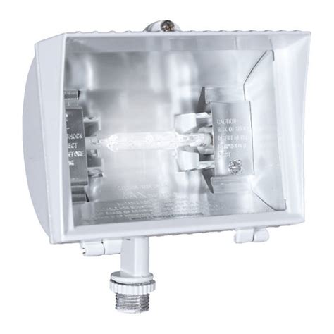 Halogen Flood Light Fixture Rab Qf200fw 200 Watt Quartz Halogen Flood Light
