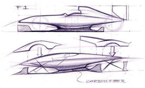 ferrari sketch ferrari design director creates laferrari spacecraft