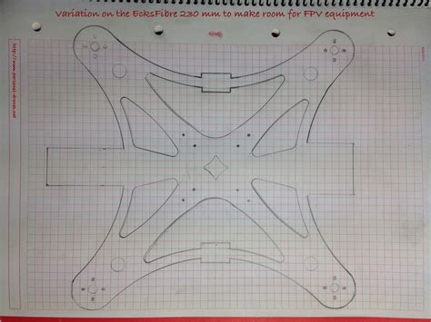 design drone frame mobius personal drones