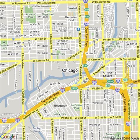 chicago map united states map of chicago united states hotels accommodation