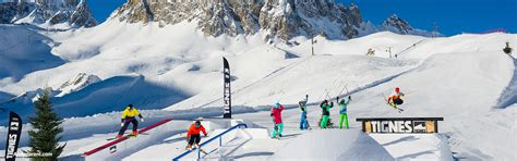 tignes le lac ski resort linked to espace killy