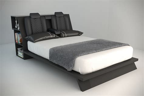 adult futon luxury car bed for grownups