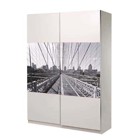 new york schlafzimmerdekor kleiderschrank new york wei 223 dekor verschiedene