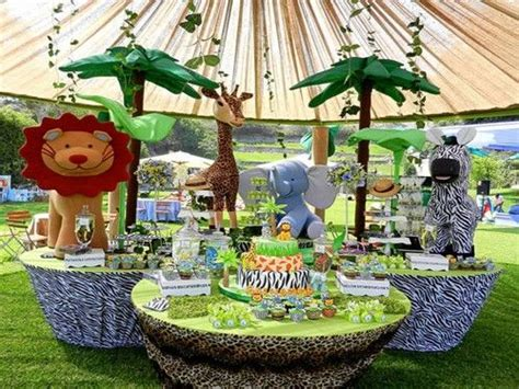 Outdoors Baby Shower by Safari Baby Shower Theme Outdoor Jpg 500 215 375 Baby