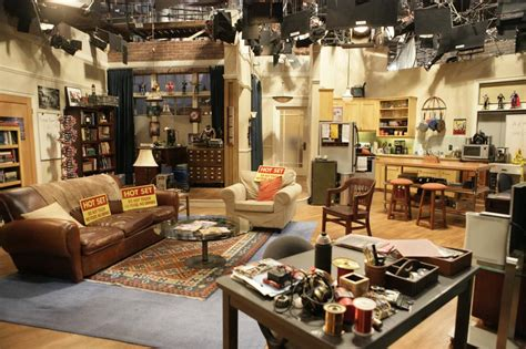 sitcom sets want to visit the big bang theory set with vip access