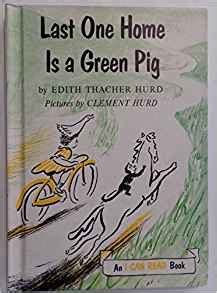 last one home a novel last one home is a green pig an i can read book edith