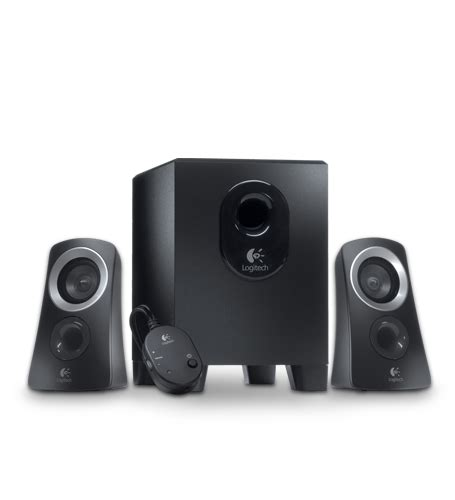 Premium Logitech 2 1 Speaker Z313 gs computers and networks