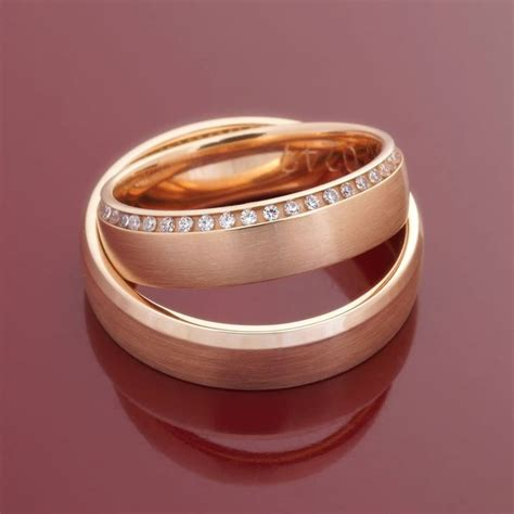 Ehering Verlobungsring Set by Best 25 Eheringe Gold Ideas On Ehering