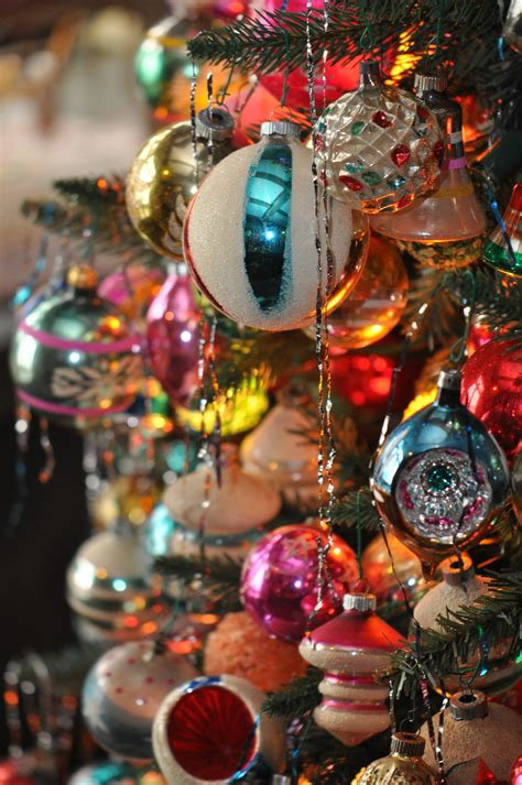christmas shiny brite ornaments ideas  wow style