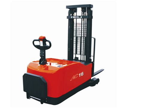 semi electric stacker cbs10 15 electric pallet stackers