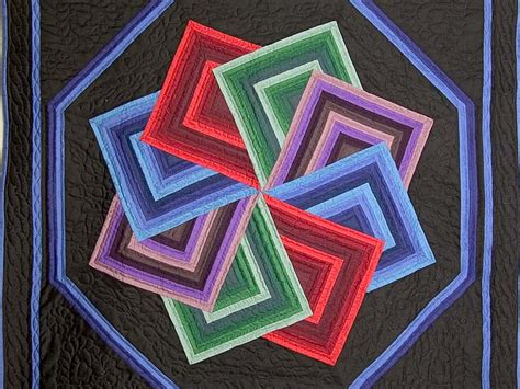 Amish Spin Quilt Pattern by Spin Quilt Wonderful Carefully Made Amish Quilts