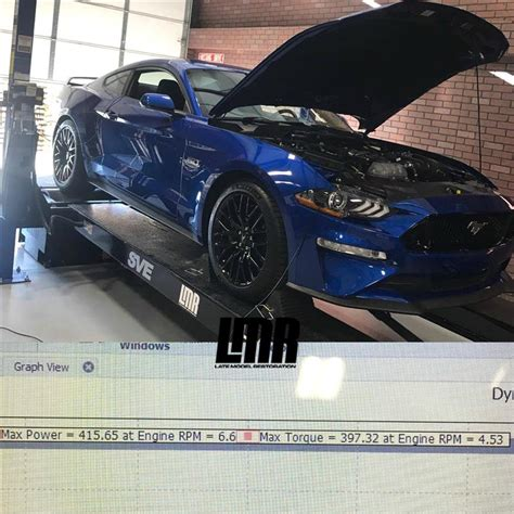 mustang gt dyno stock 2018 mustang gt dyno numbers lmr