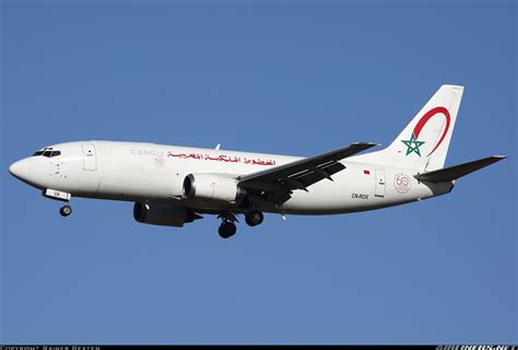 boeing 737 3m8 sf royal air maroc ram cargo aviation photo 4855117 airliners net