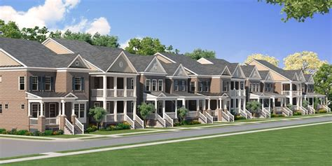Ryland Homes Design Center Daniel Island Daniel Island Ralston Place Townhomes Charleston Sc Home