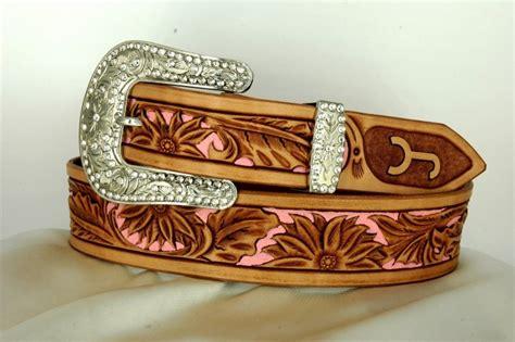 Handmade Cowboy Belts - custom leather belts handmade custom leather belt