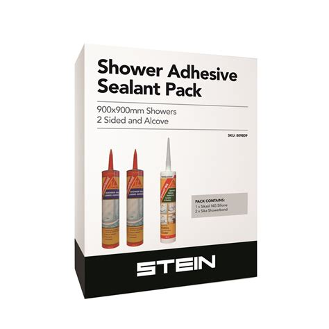 Selang Shower Steinlist stein shower adhesive sealant pack bunnings warehouse