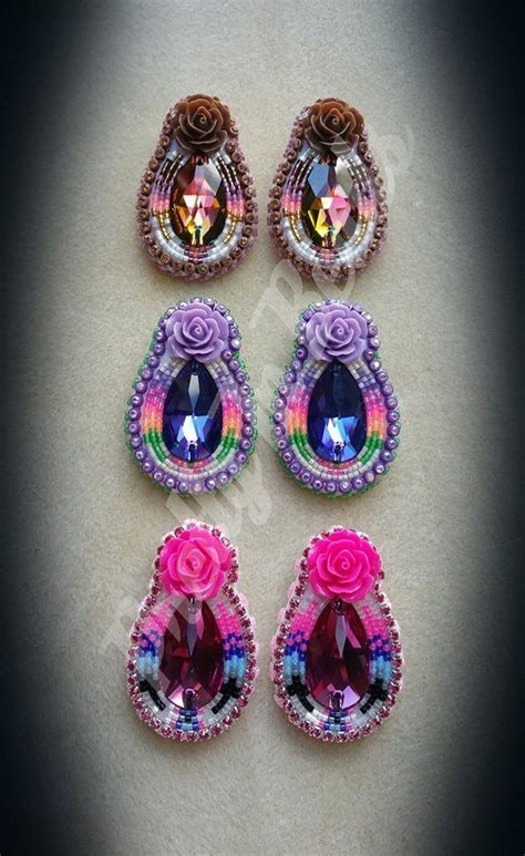 beadwork earrings 1000 images about bead work and tattoos on
