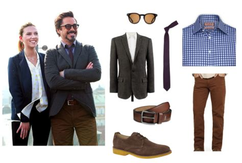 Robert Downey Jr Wardrobe by Style 183 Robert Downey Jr Style Avenger