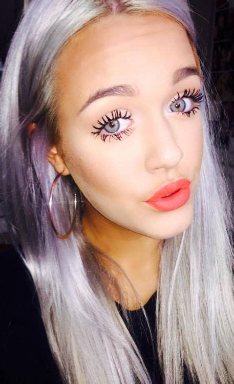 lottie tomlinson hair her hair beautiful and we on pinterest