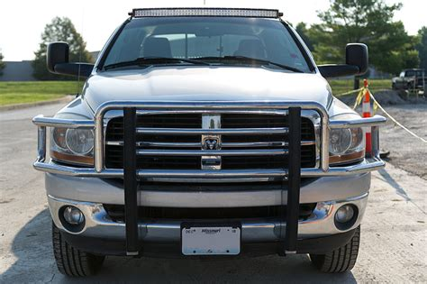 Ram 1500 Led Light Bar Dodge Ram 1500 02 2008 And Ram 2500 3500 03 2009 Rooftop Led Light Bar Mounts 50 Quot Road