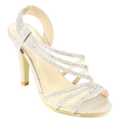 dress sandals for silver dew fb55 s strappy mesh glitter prom