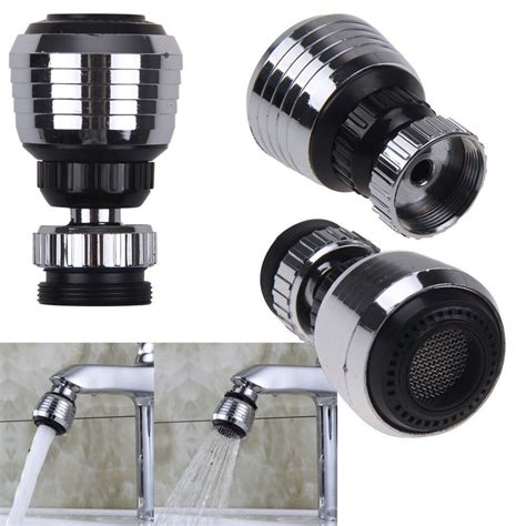 kitchen faucet swivel aerator new swivel spray steam aerator faucet thread tap water