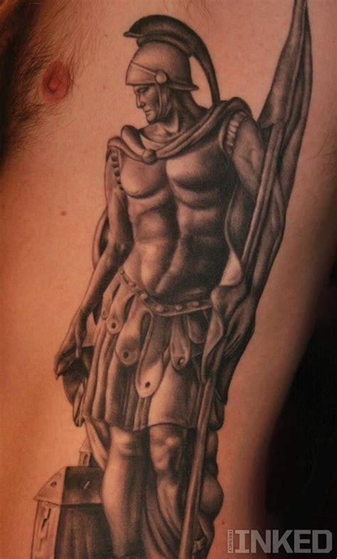 roman gladiator tattoo designs gladiator gladiator it