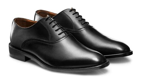 plain toe oxford shoes oxford plain toe calfskin black partenope