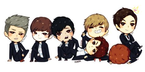 BTS CHIBI BOY IN LUV Chrome Theme   ThemeBeta