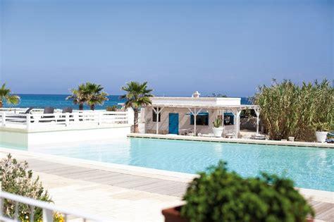 casa sul mare puglia i migliori hotel sul mare in italia la classifica dell