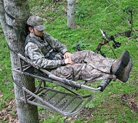 most comfortable hang on treestand treewalker treestands are super lightweight aluminum