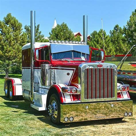 semi truck 25 best ideas about peterbilt trucks on