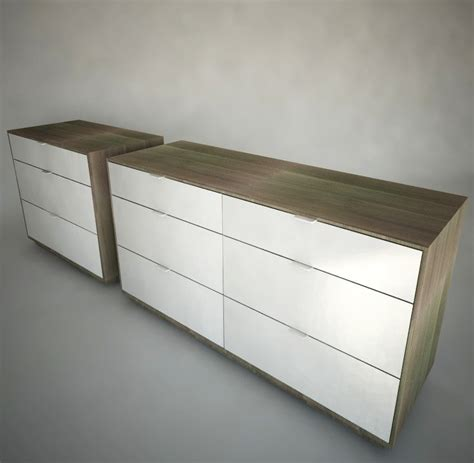 Ikea Nyvoll by Nyvoll Drawer Chest Ikea Dxf