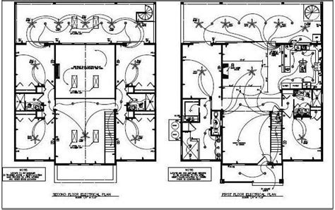 electrical panel drawings