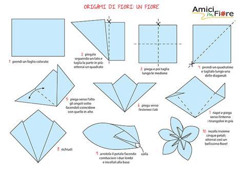 origami fiori origami di fiori archivi amici in fiore