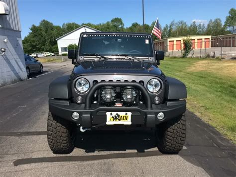 Keene Nh Jeep Express Yourself With A Modified Aev Jeep Keene Chrysler