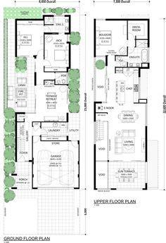 plan de maison a etage 3393 for duplex design not sure about downstairs study