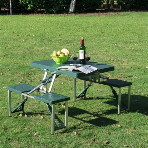 Portable Folding Picnic Table Portable Folding Picnic Table 4 Options