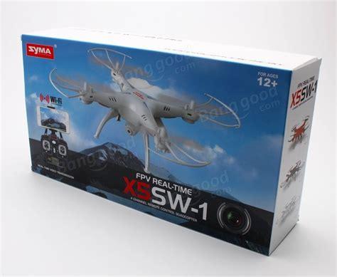 Drone Xyma X5sw Include Kamera syma x5sw 1 explorers 2 wifi fpv 2 4g rc quadcopter 2 0mp