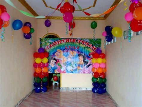 Tenda Ultah Anak balon dekorasi ulang tahun murah meriah di jabodetbek oleh