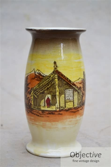 Wilkinson Vases by Wilkinson Homeland Series New Zealand Vase Objective