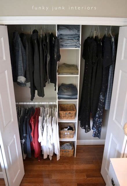 Closet Clothes Bar by How To Build An Easy Clothes Closet From A 50 Kit