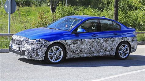 2019 bmw 1 series sedan 2019 bmw 1 series spotted with less camo than before