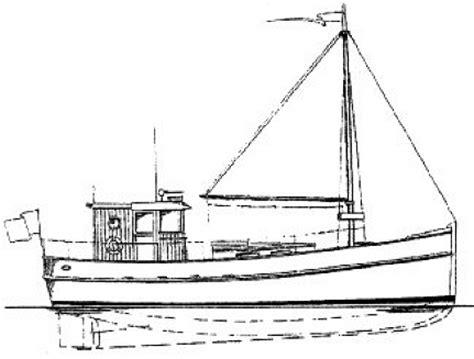 fishing boat designs 3 small trawlers plywood trawler boat plans