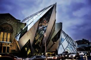 check out this interesting architeture royal ontario museum in toronto places boomsbeat