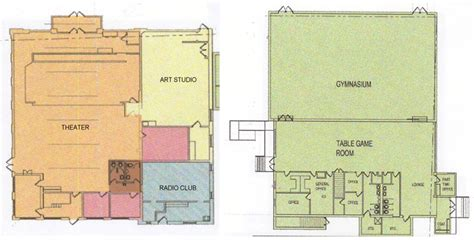 Church Gym Floor Plans by Small Community Center Floor Plans Pictures To Pin On