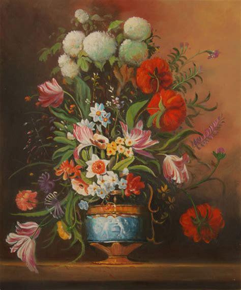 fiori da davanzale falso di autore vaso di fiori su davanzale di sconosciuto