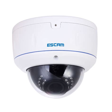 escam hd 1080p p2p dome ip hd 3500v onvif cctv