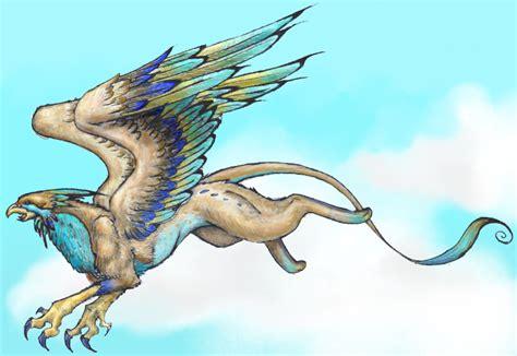 animal mitologico grifo las palabras del silencio el grifo animal mitol 243 gico que