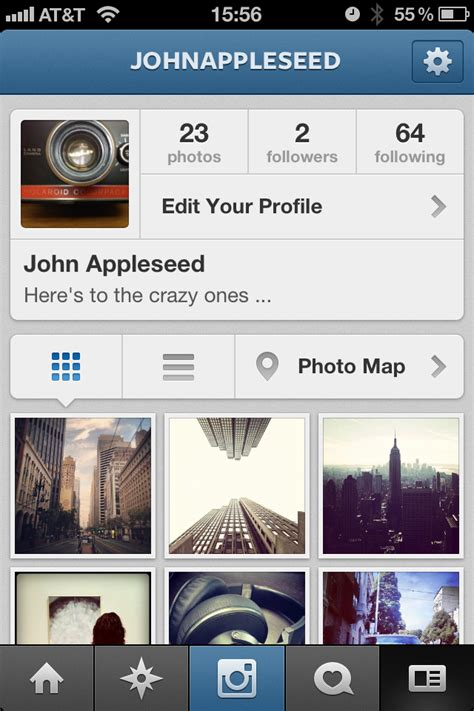 instagram s layout comes to android techcrunch instagram 3 0 launches with new profiles and photo maps